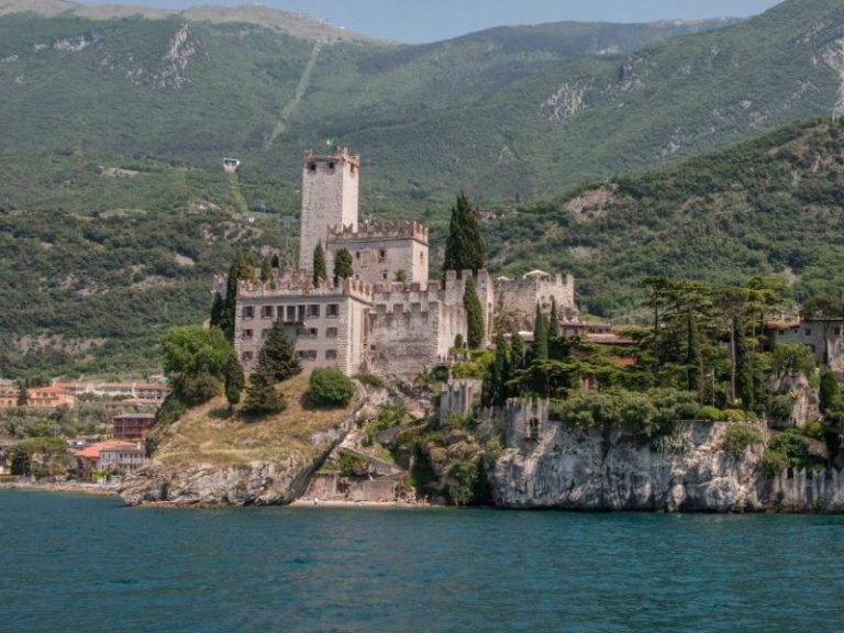 Scaliger castle of Malcesine