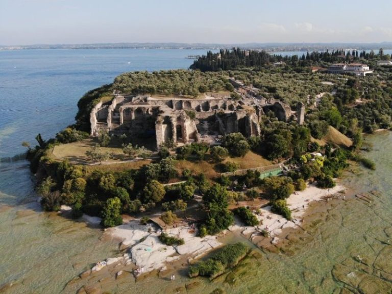 Grottoes of Catullus, Sirmione