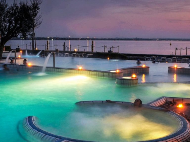 Aquaria Thermal Spa, Sirmione