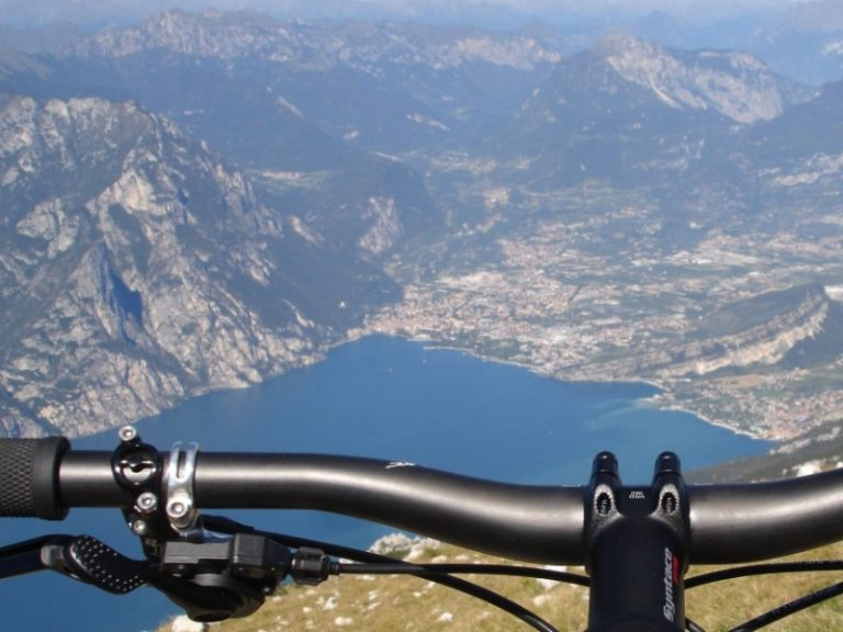 Lake Garda bike trails