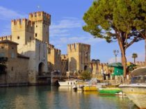 Sirmione, Italy | The Scaliger castle